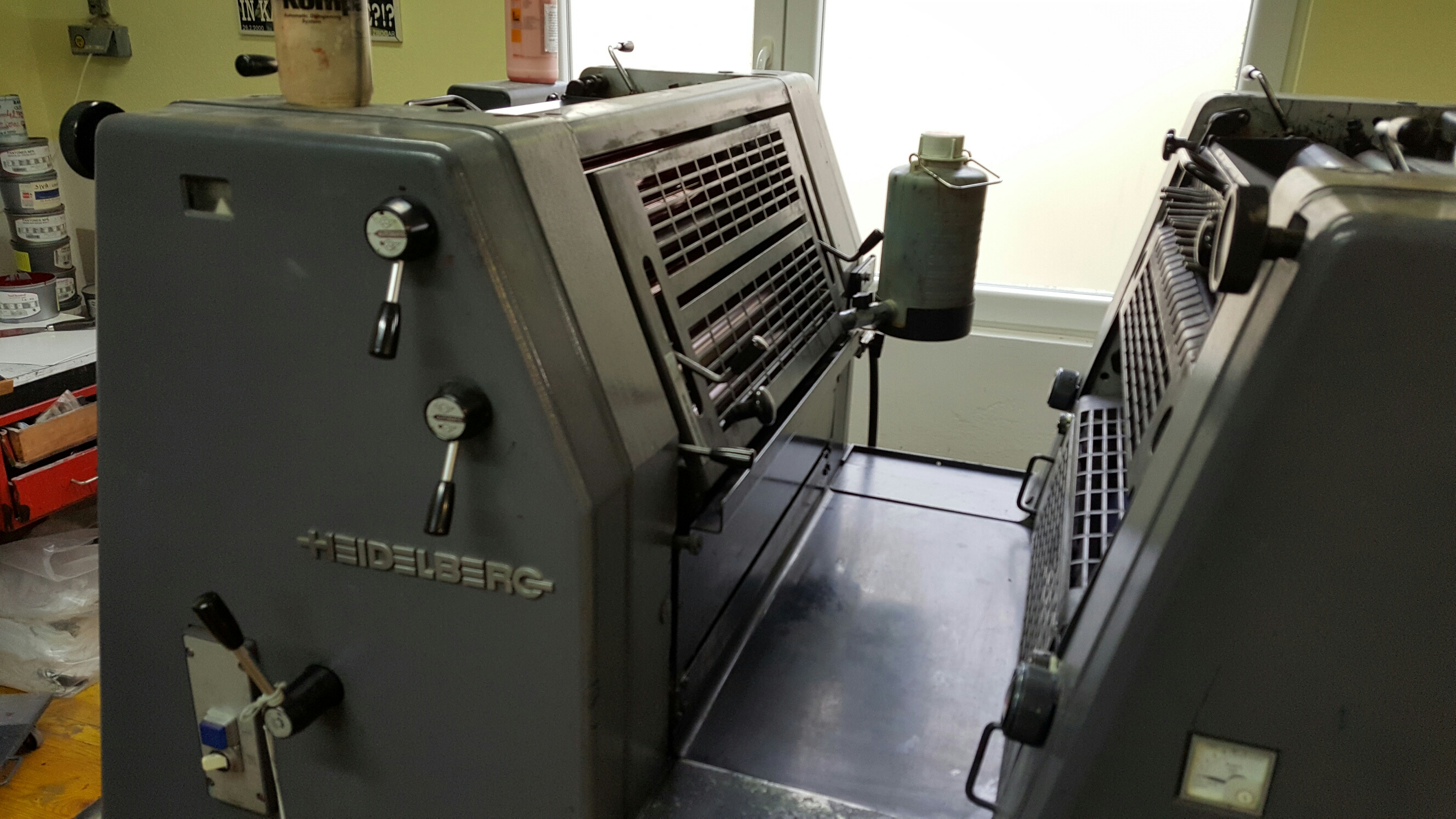 Machines Listing